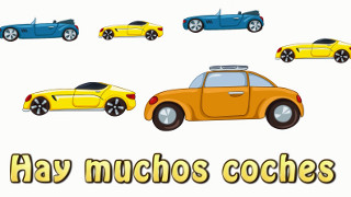 Homeschool Spanish Curriculum: Cars