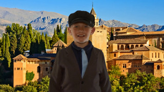Homeschool Spanish Curriculum: I am in Spain
